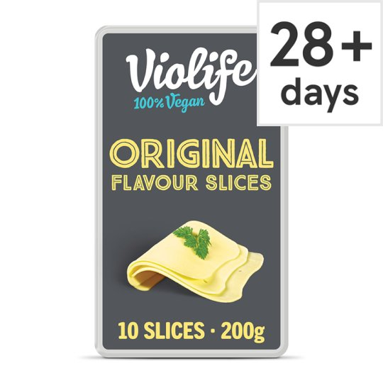 Free From Violife Sliced Cheese Alternative 200g
