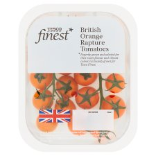 Tesco Finest Orange Rapture Tomatoes 220G