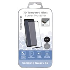 Tortoise Samsung S9 3D Screen Protector Black