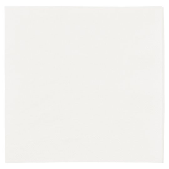 Tesco White Napkins 40 Cm 50 Pack