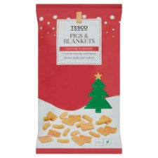 Tesco Pigs And Blankets 300G