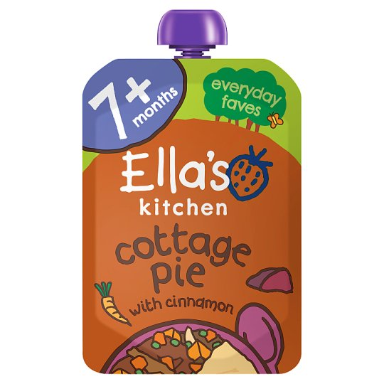 ellas kitchen cottage pie 130g - Ellas Kitchen