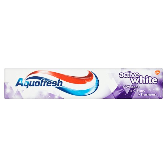 image 1 of Aquafresh Active White Toothpaste 75Ml