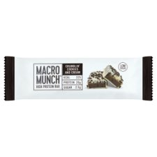 Macro Munch Protein Bar Cookies And Cream 62G