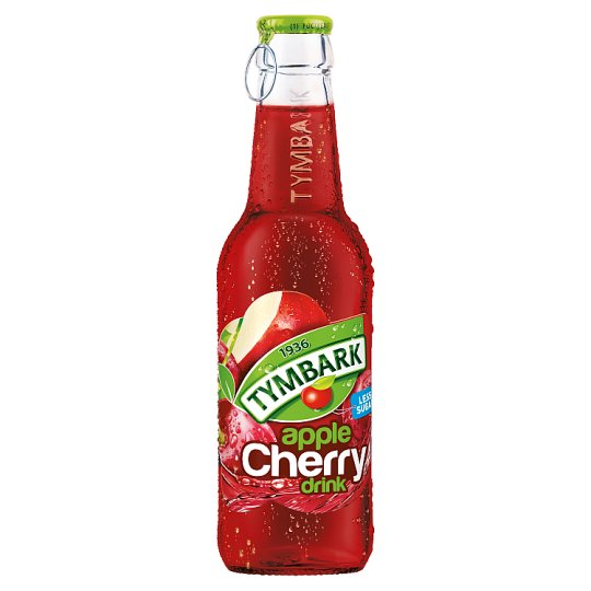 Tymbark Apple And Cherry Drink 250ml Groceries Tesco