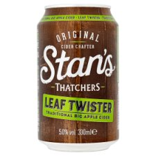 Thatchers Stans Leaf Twister 330Ml