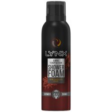 Lynx Dark Temptation Shower And Shave 200Ml