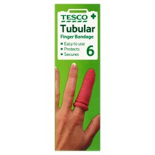 Tesco Finger Bandage 6S