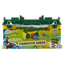 Thomas Friends Tidmouth Sheds Portable Set