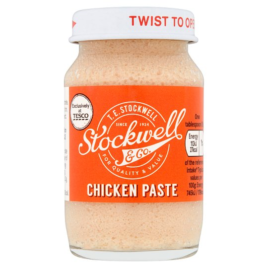 Stockwell And Co Chicken Paste 75G
