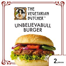 Vegetarian Butcher Mc2 Burger 160G