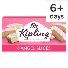 Mr Kipling Angel Slice 6 Pack