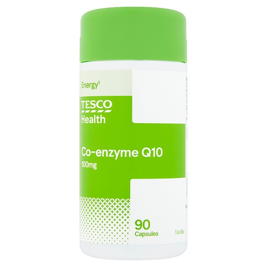 Tesco Co-Q10 90S