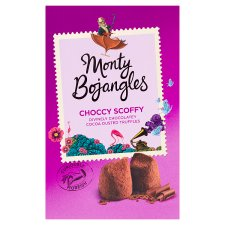 Monty Bojangles Choccy Scoffy Treasure Box 200G
