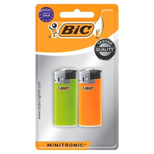 Bic Electronic Lighter 2 Pack