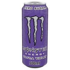 image 1 of Monster Ultra Violet 500Ml