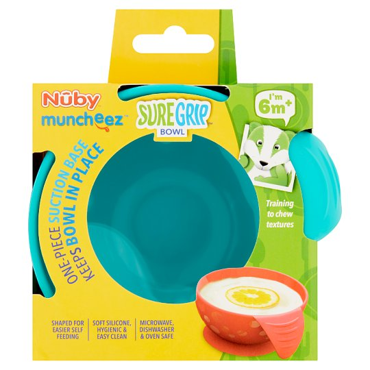 Nuby Sure Grip Bowl