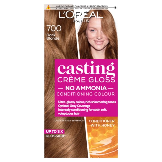 L Oreal Casting Creme Gloss 700 Dark Blonde Groceries