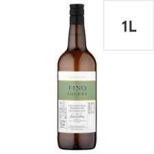 Tesco Fino Sherry 1L