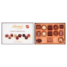 image 2 of Thorntons Dark Continental Milk White Chocolates 142G