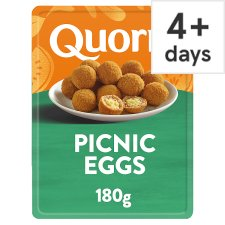 Quorn Meat Free Picnic Egg 180G