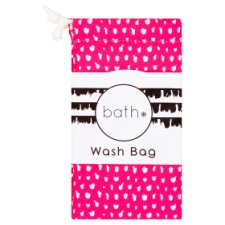 Bath Essentials Colour Wash Bag
