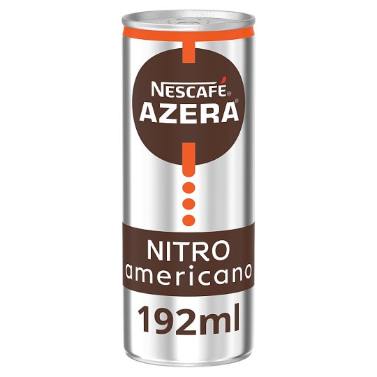 Nescafe Azera Nitro Americano Coffee 192Ml