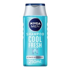 Nivea For Men Fresh Menthol Shampoo 250Ml