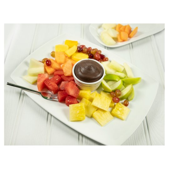 image 1 of Tesco Easy Entertaining Fruit Platter Chocolate Sauce 840G