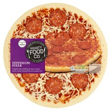 Hearty Food Co Pepperoni Pizza 300G
