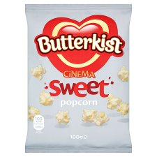 Butterkist Cinema Sweet Popcorn 100 G