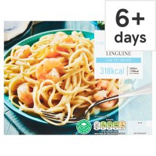 Tesco Prawn Linguini 360G
