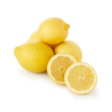 image 2 of Tesco Lemons Minimum 4 Pack