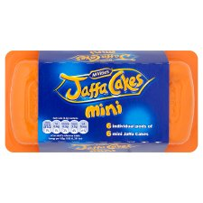Mcvities Mini Jaffa Cakes Portion Pack