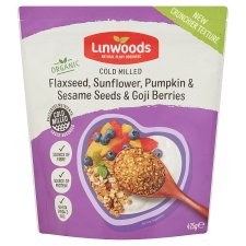 Linwoods Assorted Seeds & Goji Berries425g