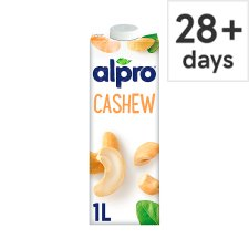 Alpro Long Life Cashew Original Drink 1 Litre
