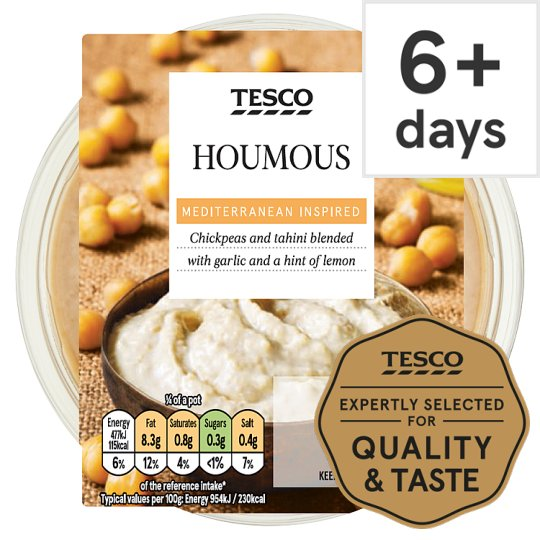 Image result for tesco hummus