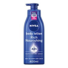 Nivea Body Rich Nourishing Moisturiser 400Ml