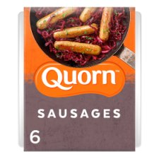 Quorn Meat Free Sausages 250 G