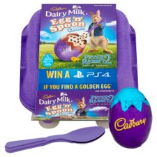 Cadbury Dairy Milk Egg & Spoon Oreo 136G
