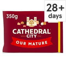Cathedral City Mature Cheddar Cheese 350 G