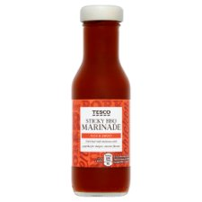 Tesco Sticky Barbecue Marinade 250Ml