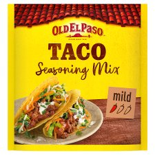 Old El Paso Garlic And Paprika Taco Seasoning Mix 25G