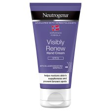 Neutrogena Norwegian Formula Visibly Renew Hand Cream 75Ml