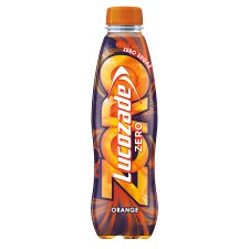 Lucozade Energy Zero Orange 500Ml