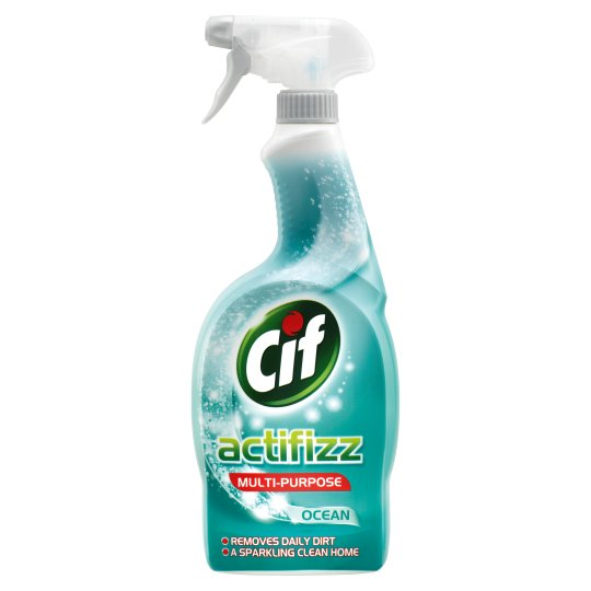Cif Actifizz Multi Purpose Ocean Spray 700Ml