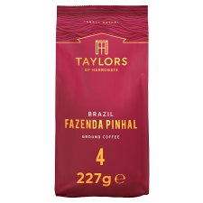 Taylors Praline Brazil Ground Coffee 227G