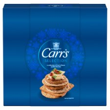 image 1 of Carrs Selection Box 500G