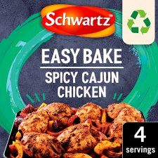 Schwartz Spicy Cajun Chicken Mix 30G