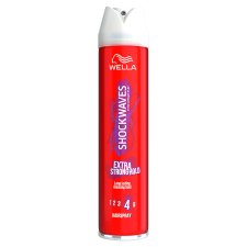 Shockwaves Styling Spray Strong 250Ml